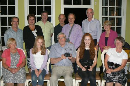 Winners of the Community Champion award