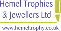 Hemel Trophies and Jewellers logo