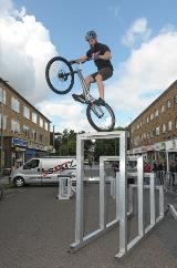 3Sixty bicycle stunt team