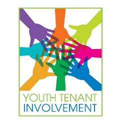 Youth tenant involvement logo